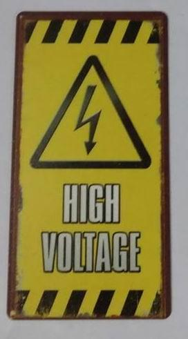 Magnet High Voltage