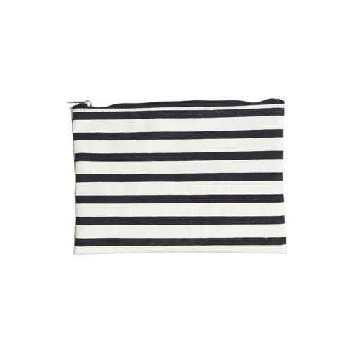 House Doctor Make-Up Tasche Stripes