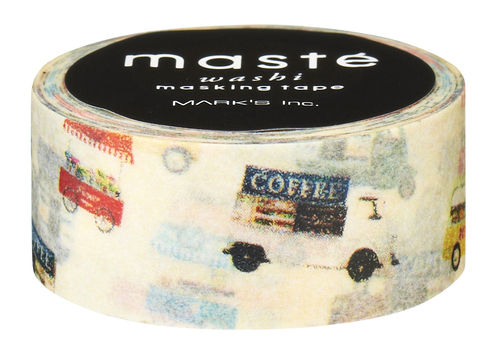 Masté Washi Tape Wagon shop