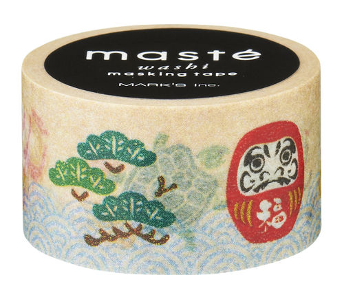 Masté Washi Tape Lucky Charm