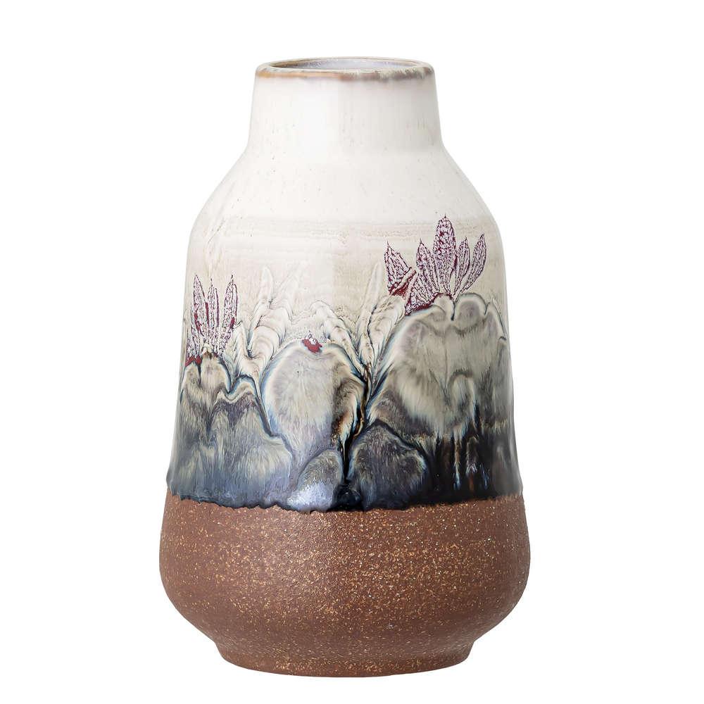 Bloomingville Vase, braun schwarz grün natur bei Jannemaennchen.d