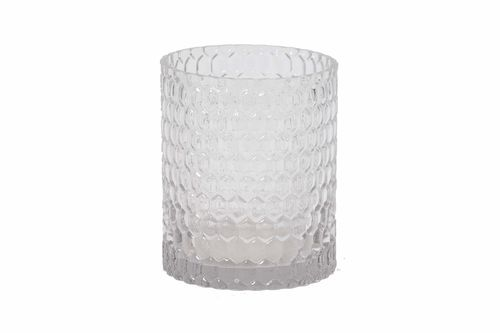 Gine Glas D12x15cm Clear